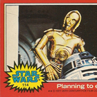 1977 Topps Star Wars Series 2 Trading Cards