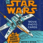 1978 Topps Star Wars Series 5 Trading Cards