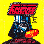 1980 Topps Star Wars: The Empire Strikes Back Series 3 Trading Cards