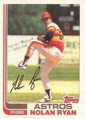 1982 Topps Baseball Cards 19