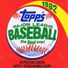 1982 Topps Baseball Cards