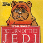 1983 Topps Star Wars: Return of the Jedi Series 1 Trading Cards
