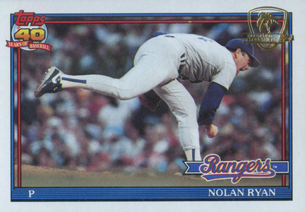 10 of the Best Nolan Ryan Cards of All-Time 7