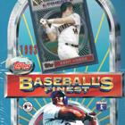 1993 Topps Finest Baseball Cards