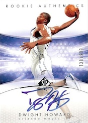 Dwight Howard Cards and Memorabilia Guide 3