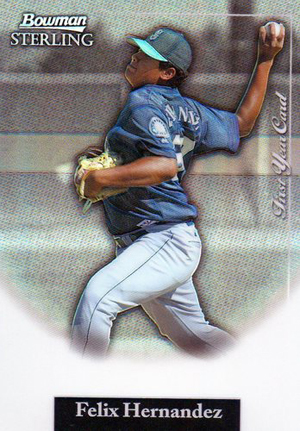 Felix Hernandez Rookie Card Checklist and Guide 5