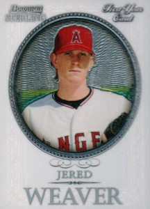 Jered Weaver Rookie Card Guide 3