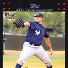2007 Topps Updates & Highlights Baseball Cards