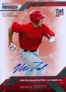 Ultimate Guide to Mike Trout Autograph Cards: 2009 to 2012 5