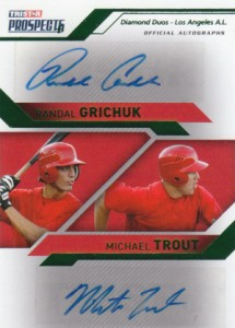 Ultimate Guide to Mike Trout Autograph Cards: 2009 to 2012 6