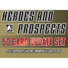 2011-12 In the Game Heroes & Prospects Update Hockey Cards