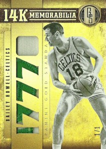 Midas Touch: Top Selling 2011-12 Panini Gold Standard Basketball Cards 5