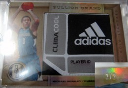 Midas Touch: Top Selling 2011-12 Panini Gold Standard Basketball Cards 9