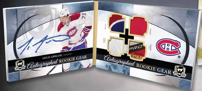 2011-12 Upper Deck The Cup Hockey Cards 4