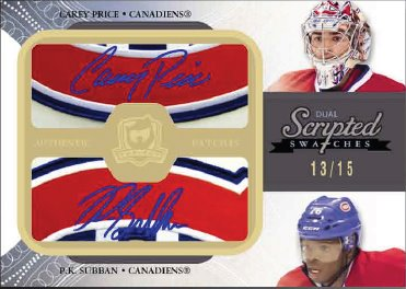 2011-12 Upper Deck The Cup Hockey Cards 5
