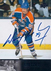 2011-12 Upper Deck Ultimate Collection 1997 Legends Signatures Wayne Gretzky