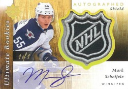 What's Hot in 2011-12 Upper Deck Ultimate Collection Hockey? 1