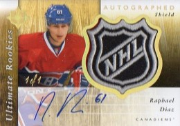 What's Hot in 2011-12 Upper Deck Ultimate Collection Hockey? 6