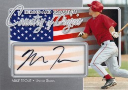 Ultimate Guide to Mike Trout Autograph Cards: 2009 to 2012 12