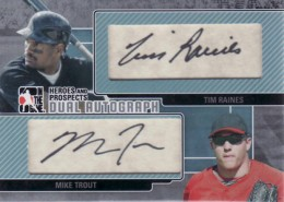 Ultimate Guide to Mike Trout Autograph Cards: 2009 to 2012 13