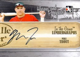 Ultimate Guide to Mike Trout Autograph Cards: 2009 to 2012 16