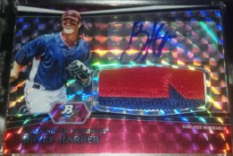 What's Hot in 2012 Bowman Platinum Baseball? 3