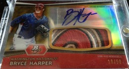 What's Hot in 2012 Bowman Platinum Baseball? 5