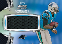 2012 Bowman Sterling Football Cards 7
