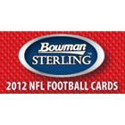 2012 Bowman Sterling Football Cards