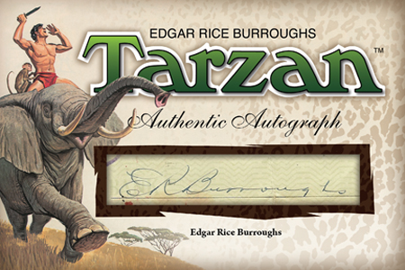 2012 Cryptozoic Tarzan 100th Anniversary Trading Cards 27