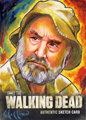 2012 Cryptozoic The Walking Dead Season 2 Trading Cards 7
