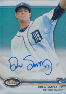2012 Topps Finest Baseball Rookie Autographs Visual Guide 8