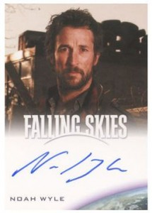 2012 Rittenhouse Falling Skies Season One Autographs Noah Wyle