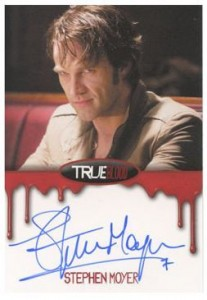 2012 Rittenhouse True Blood Premiere Edition Autographs Stephen Moyer