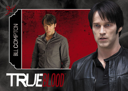 2012 Rittenhouse True Blood Premiere Edition Trading Cards 8