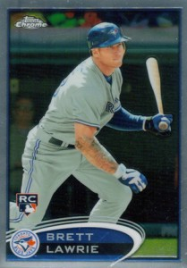 Do You Have Any 2012 Topps Chrome Baseball Variation Short Prints? 18