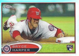 Do You Have Any 2012 Topps Chrome Baseball Variation Short Prints? 20