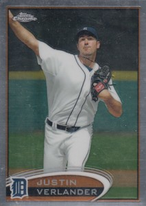 Do You Have Any 2012 Topps Chrome Baseball Variation Short Prints? 11