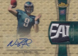 What Are the Top Selling Cards in 2012 Topps Finest Football? 4