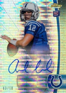 What Are the Top Selling Cards in 2012 Topps Finest Football? 3