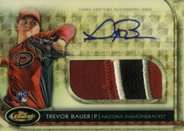 10 Hottest 2012 Topps Finest Baseball Cards 3