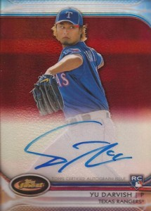 10 Hottest 2012 Topps Finest Baseball Cards 8