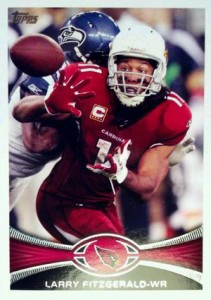 2012 Topps Football Variations Short Prints Guide 19