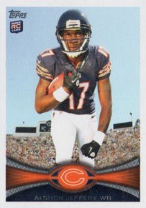 2012 Topps Football Variations Short Prints Guide 3