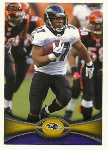 2012 Topps Football Variations Short Prints Guide 23