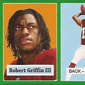 2012 Topps Football 1957 Rookies Green Guide