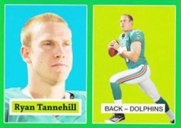 2012 Topps Football 1957 Rookies Green Guide 7