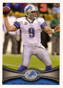 2012 Topps Football Variations Short Prints Guide 31