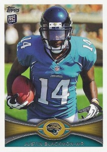 2012 Topps Football Variations Short Prints Guide 33
