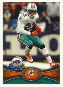 2012 Topps Football Variations Short Prints Guide 35